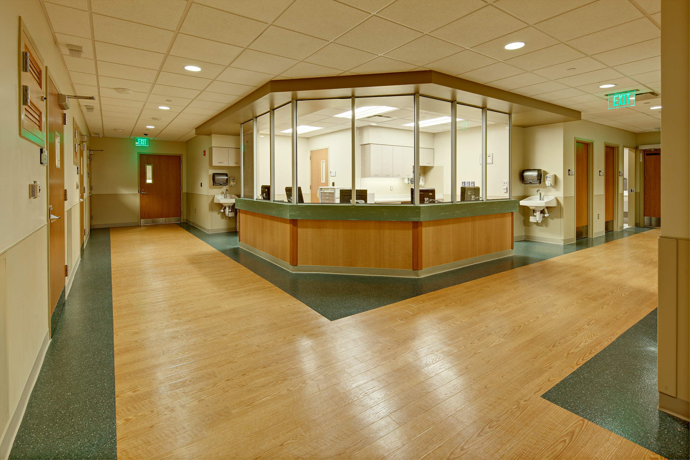 Emergency Department Phase 4 Project Wm Blanchard Nj