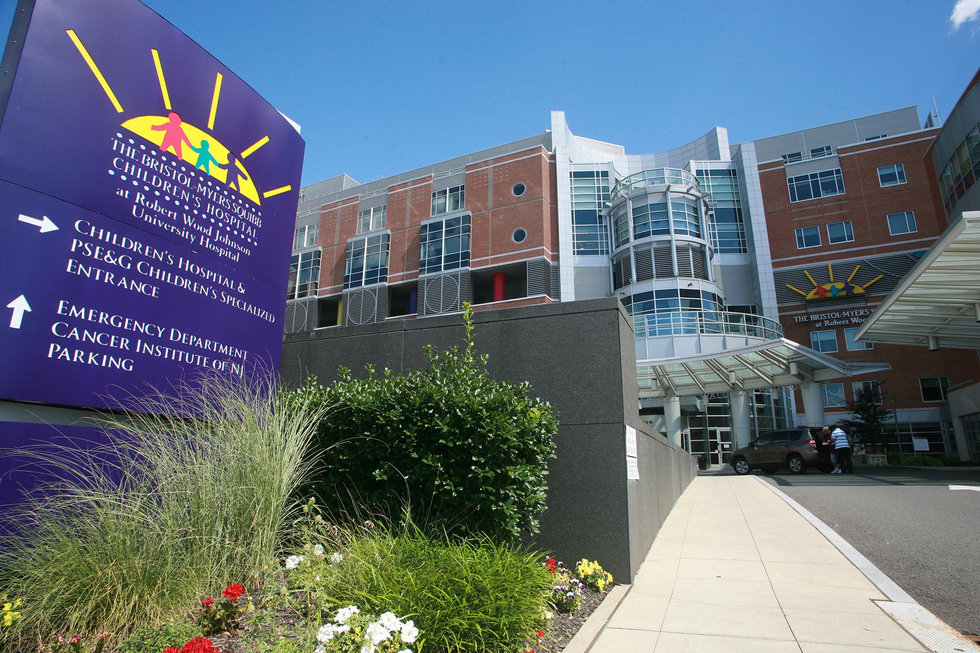 The Bristol-Myers Squibb Children's Hospital Project - Wm ...
