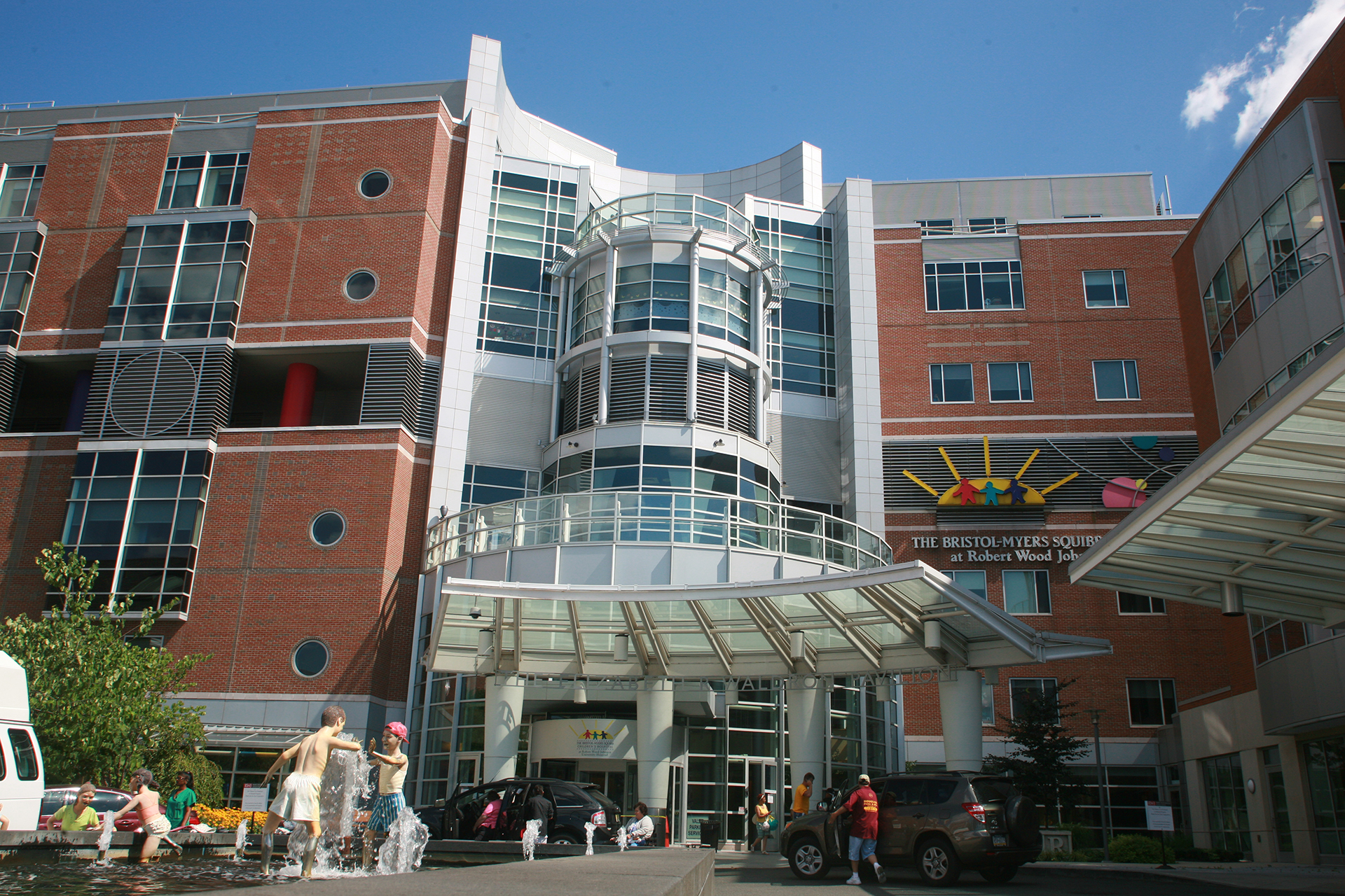 low priced 5c8e3 49641 The Bristol-Myers Squibb Children's Hospital Project - Wm ...