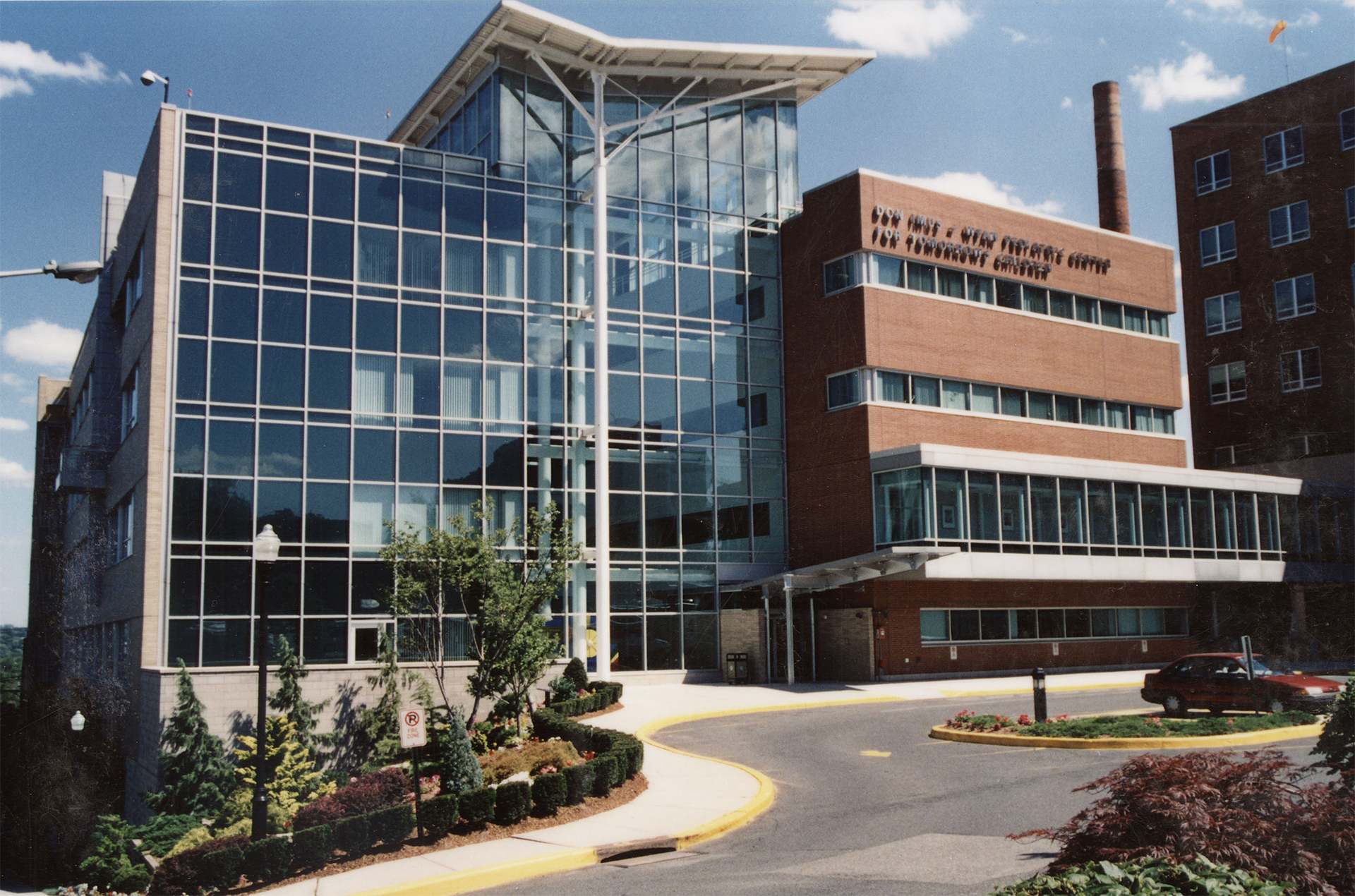 The Don Imus-WFAN Pediatric Center for Tomorrows Children